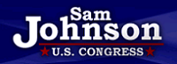 Re-elect Sam Johnson for Congress